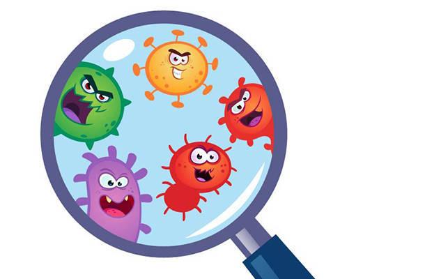 Postcard bacteria istock 693650042